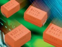 Leakage current analysis of solid tantalum capacitors